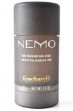 Cacharel Nemo, for men, alcohol-free Deodorant Stick, 75 ml