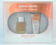 Pierre Cardin Pour Femme Winter Edition, Eau de Parfum 30 ml + Body Lotion 75 ml